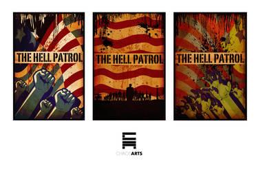 Triptic THP graphic novel cover