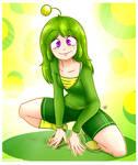 FNAF Happy Frog Humanized