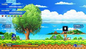 (Sonic vs Darkness TNR) A New Resting Base by Kainoso