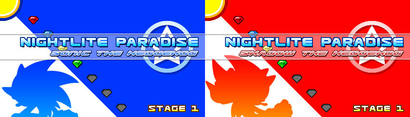 (Sonic vs Darkness TNR) Official Title Cards