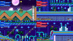 (Sonic vs Darkness TNR) Nightlite Castle