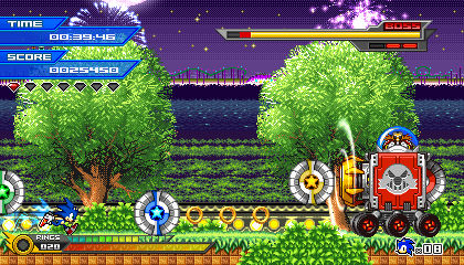 (Sonic vs Darkness) Egg Juggler Boss