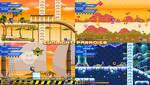 (Sonic vs Darkness TNR) Sunlight Paradise by Kainoso