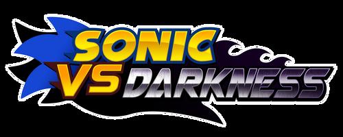 Sonic vs Darkness 'Official' Logo