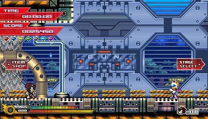(Sonic vs Darkness) Resting Base B by Kainoso