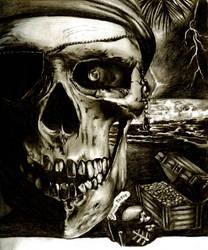 Skull of the Caribbean