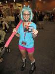 Ramona Flowers Cosplay (Phoenix Comic Con 2012)