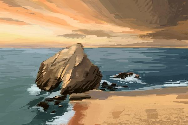 [Image: study_sunset_beach_by_fincks-d6tlcof.jpg]