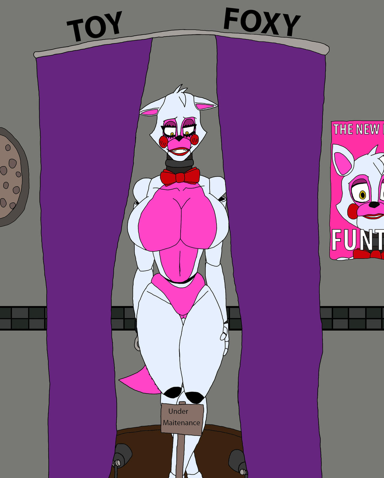 Sexy Fnaf
