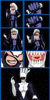 Black Cat (Venom Transformation)