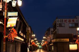 Kawasaki Daishi - Entrance by juju--juju