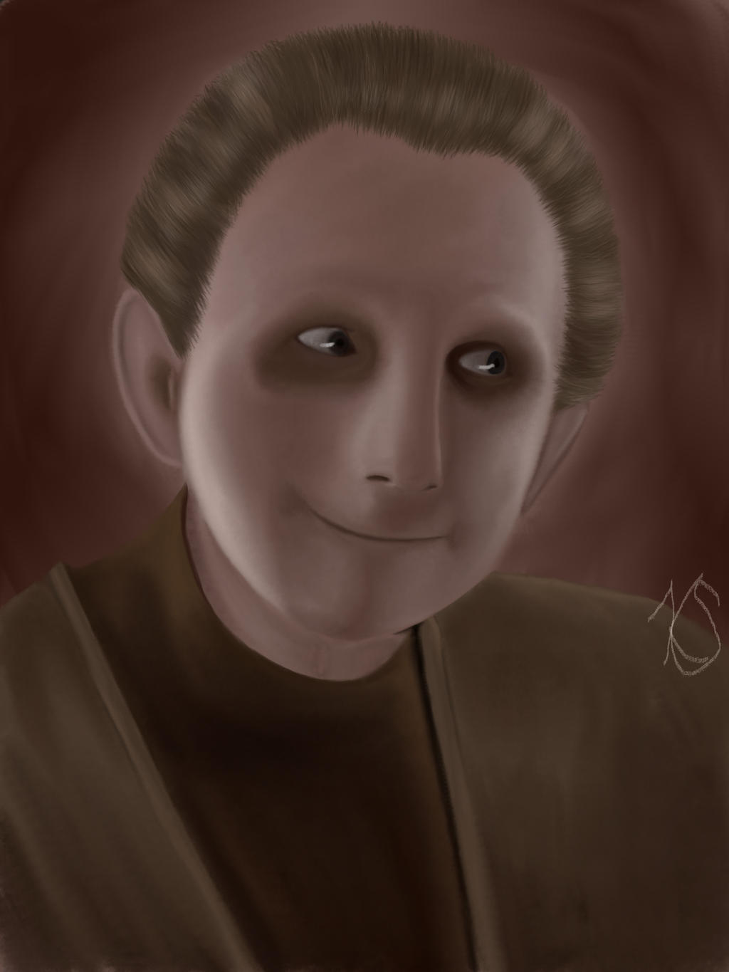 Happy Odo by Karirae2010