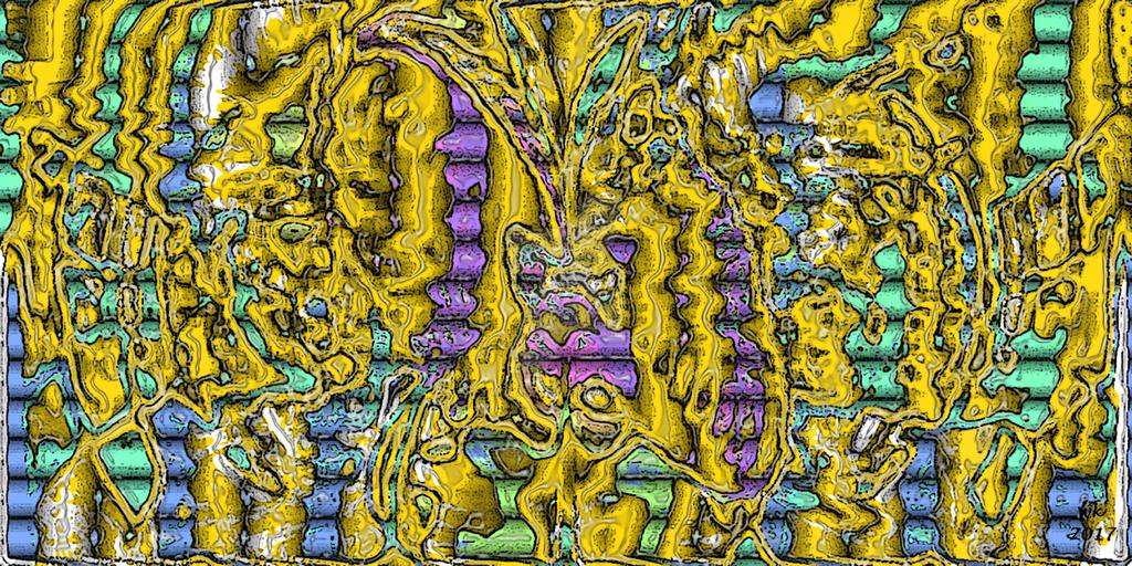 Plastic Wax Factory Vol 05 36 - KEEPER YELLOW SIGN by darkalfar