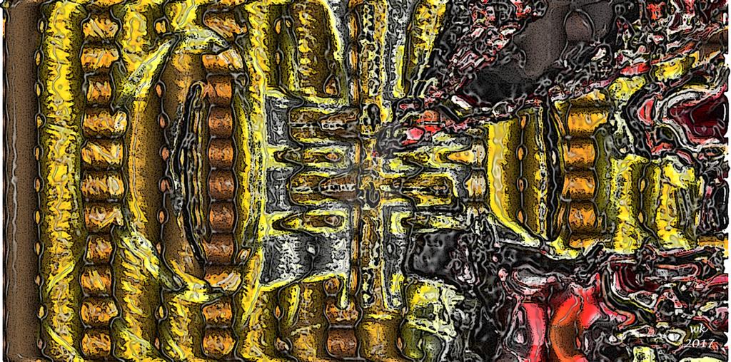 Plastic Wax Factory Vol 05 55 - CARNAMAGOS by darkalfar