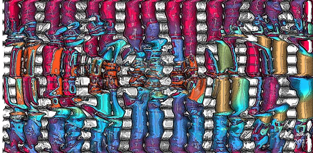 Plastic Wax Factory Vol 05 84 - ABIJAH HOADLEY by darkalfar
