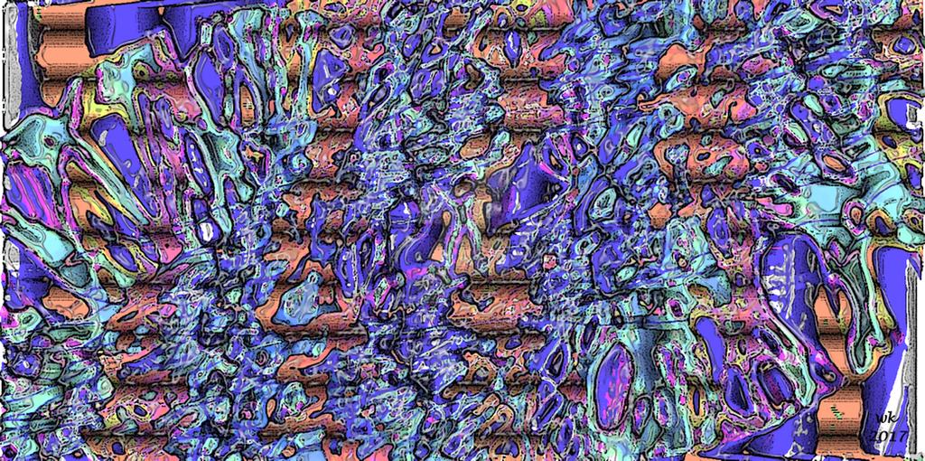 Plastic Wax Factory Vol 05 97 - OBED MARSH by darkalfar
