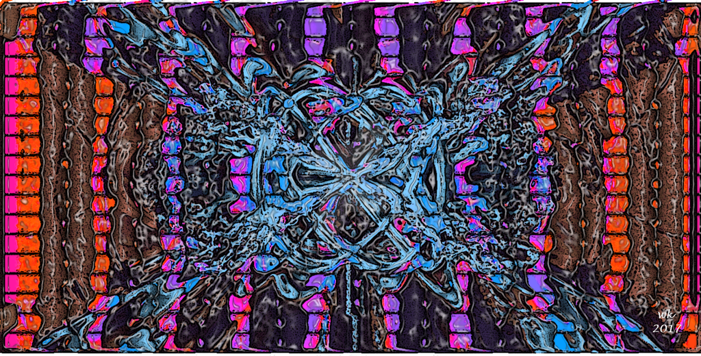 Plastic Wax Factory Vol 06 13 - NODENS by darkalfar