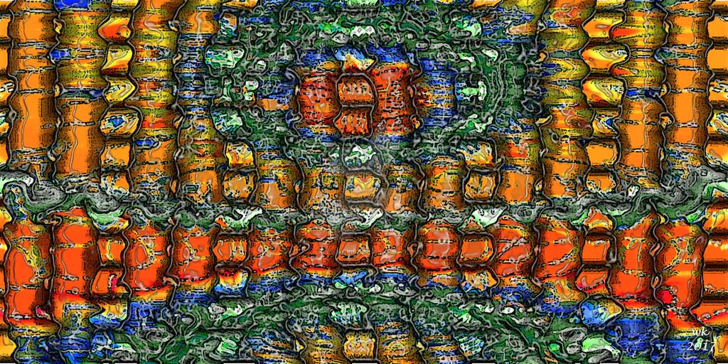 Plastic Wax Factory Vol 06 27 - NITOCRIS by darkalfar