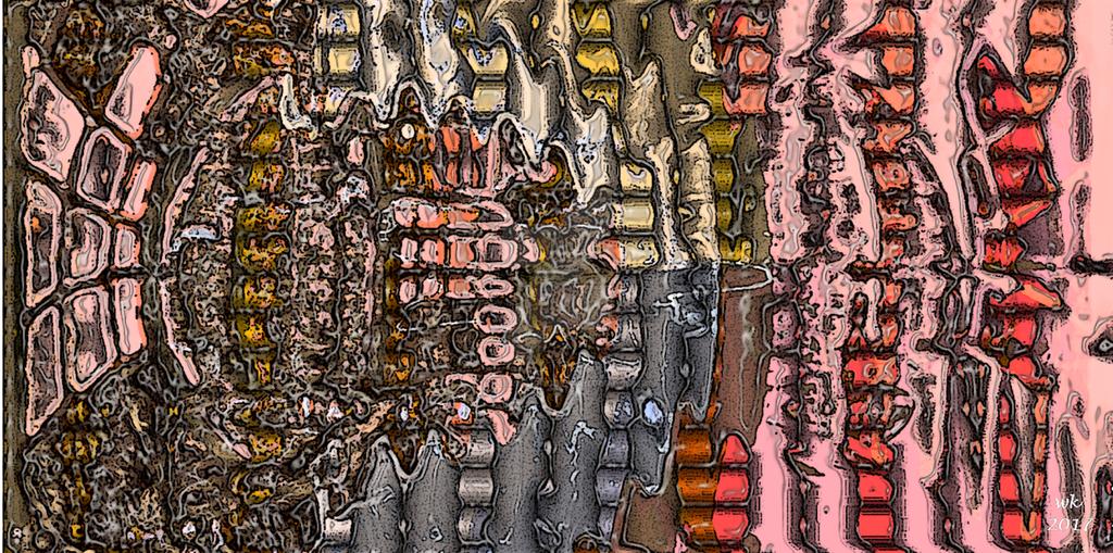 Plastic Wax Factory Vol 06 28 - N'KAI by darkalfar
