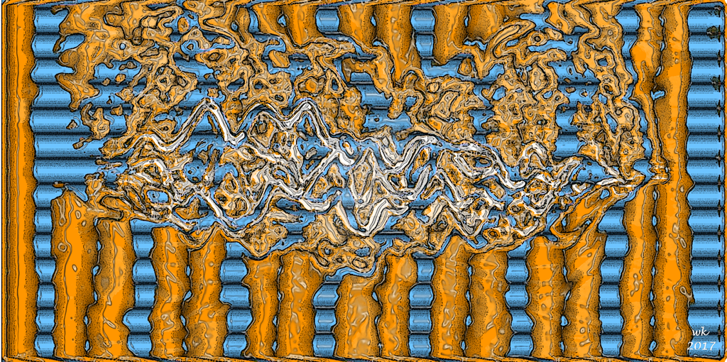 Plastic Wax Factory Vol 06 73 - ON THE SENDING... by darkalfar