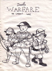 Doodle Warfare: The Great War by DoodleWarfare