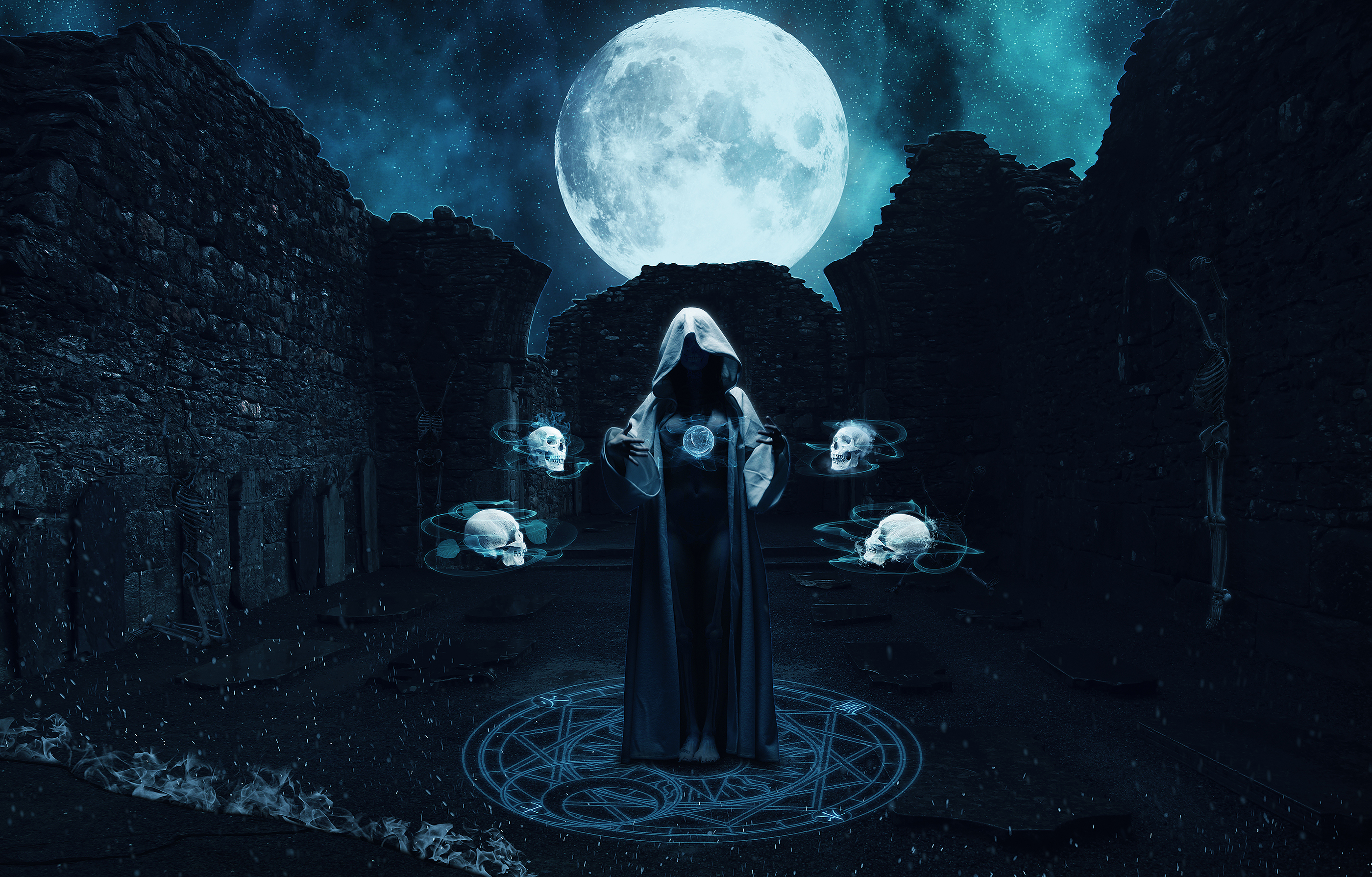 Full Moon Ritual by mimz999