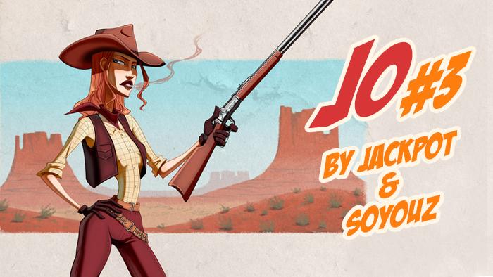 Jo episode 3 on Spunch Comics! by Rafchu