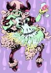 Monster girls challenge : Satyr