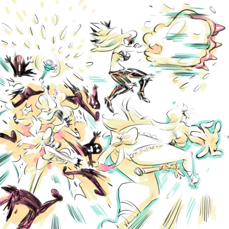 Demon annihilator by Rafchu