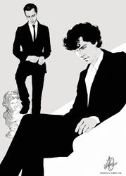 SHERLOCK BBC - I AM YOU by obscurial