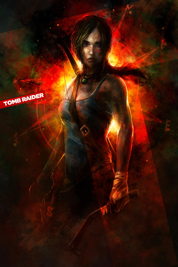 Tomb Raider Reborn Contest by TheLeafCloverz