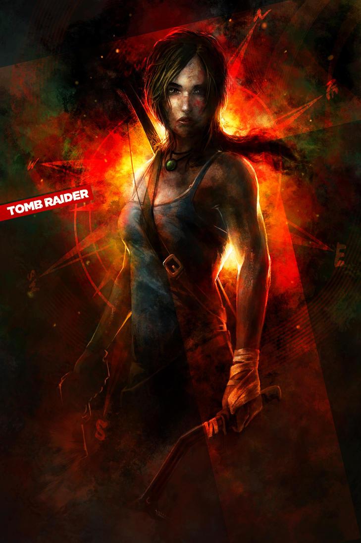 Tomb Raider Reborn Contest by TheLeafCloverz