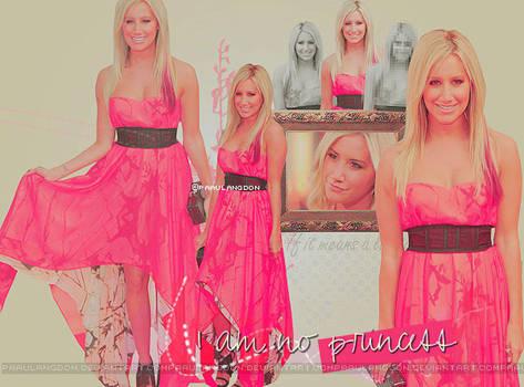 I am not princesss {Ashley Tisdale} Blend *