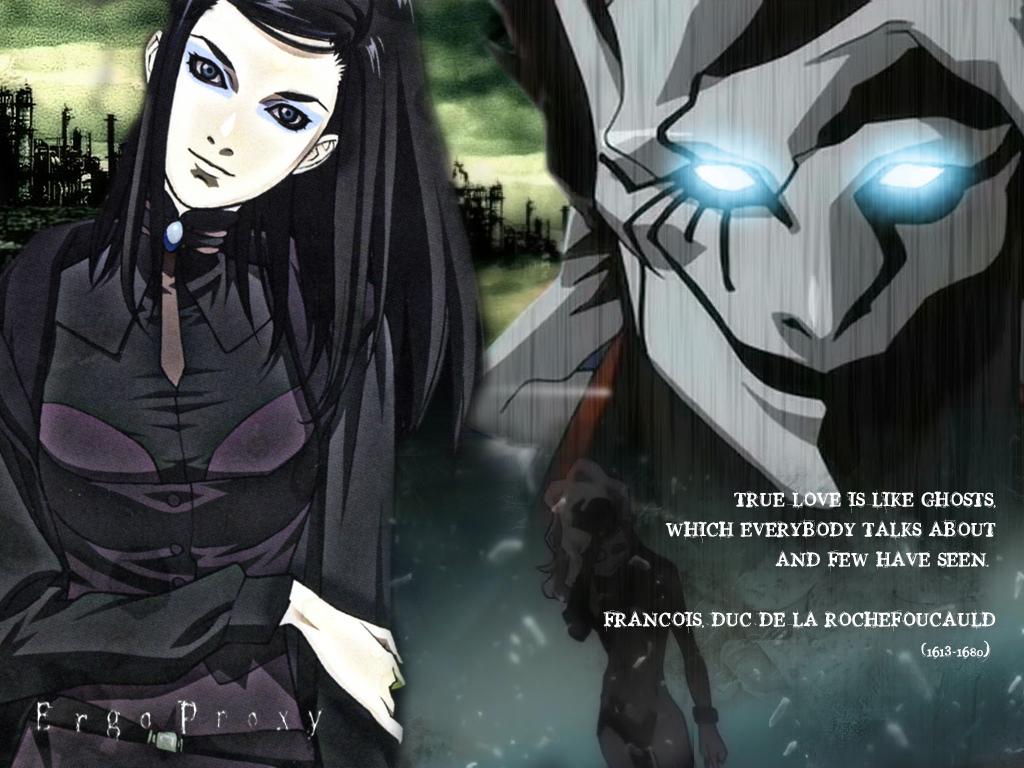 Hentai Proxy for ergo proxy - slow start, amazing series | fav animes | pinterest