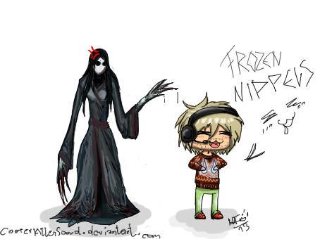 PewDiePie Frozen Nippels by CooterKillerSound