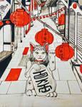 The Luck-Weilding Cat