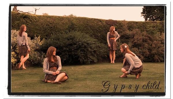 G y p s y child. by katmoore