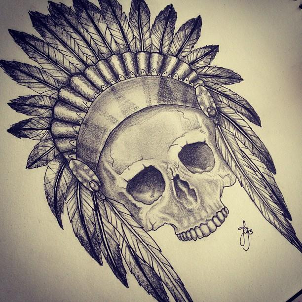Dem skullz. by proxyartt