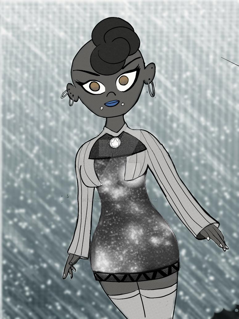 Golden Gamers_Princess Terrie by BlackMegaMan2004