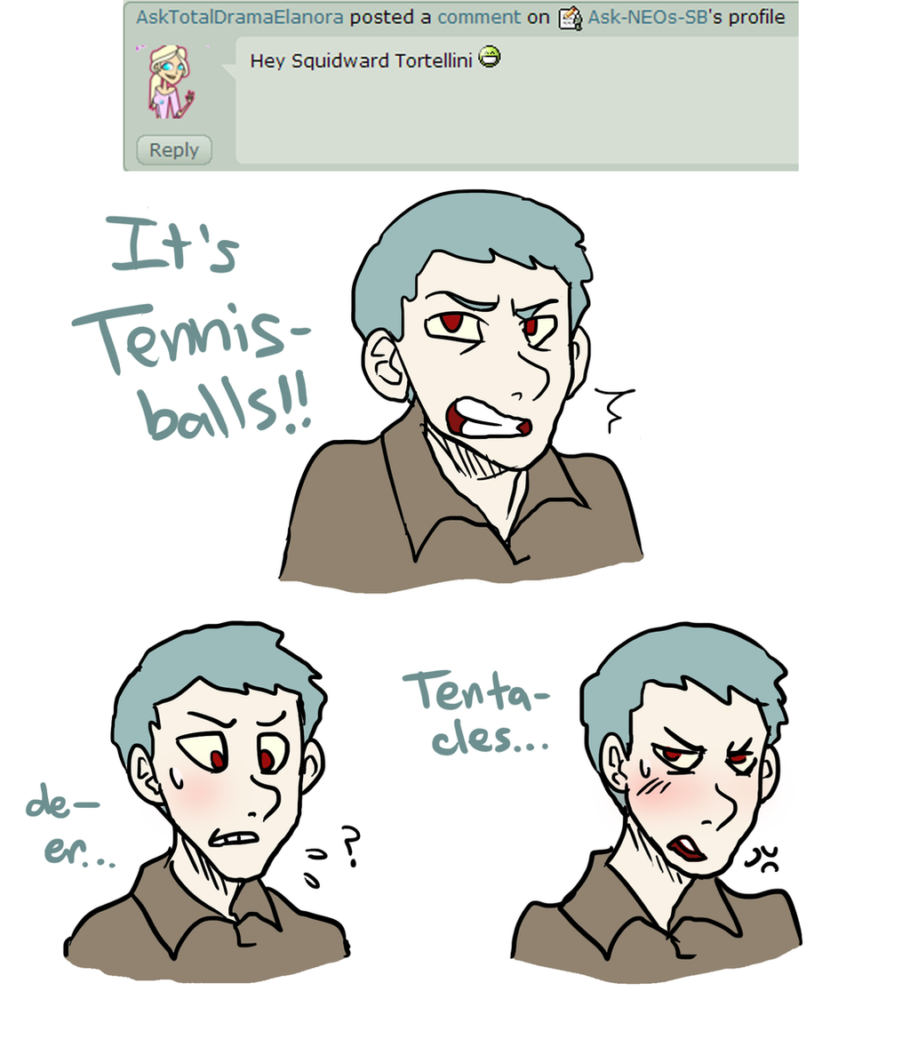 Ask 31~ Squidward By Ask-NEOs-SB On DeviantArt