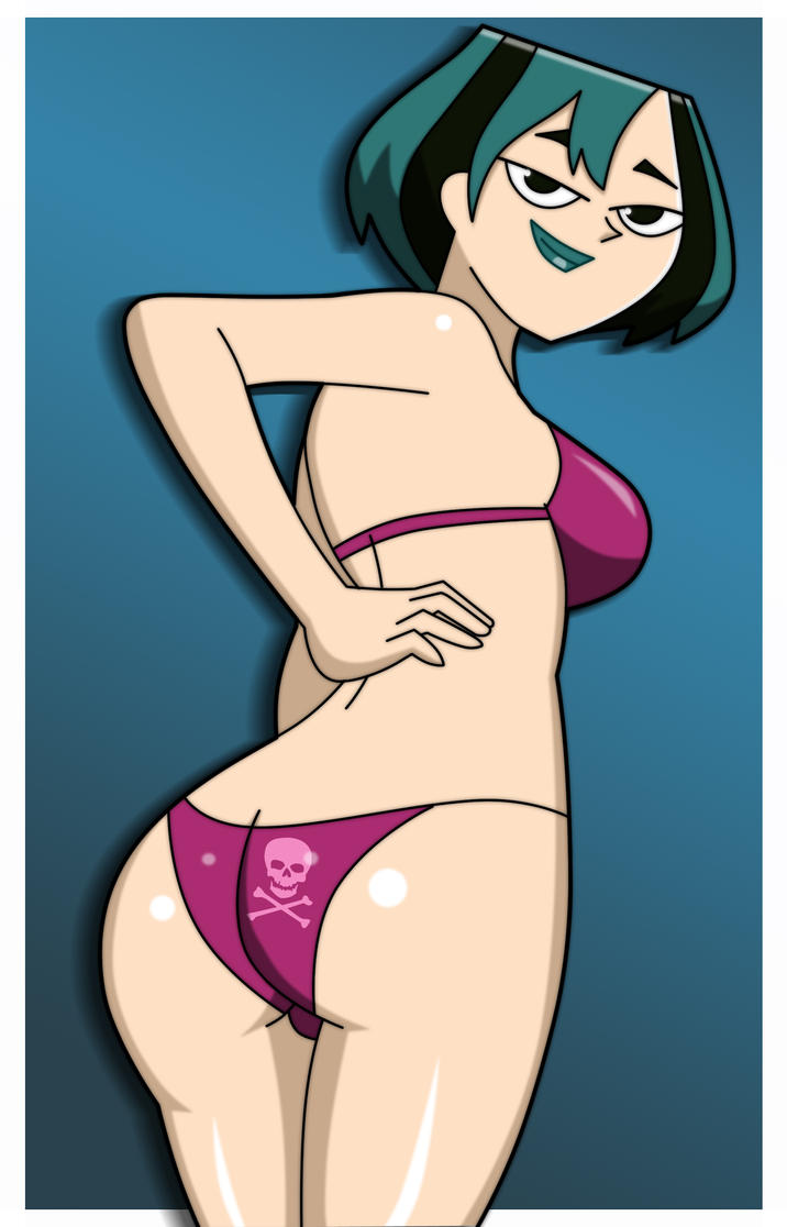 total drama island naked females