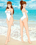 Ellie and Emmie Swimsuits