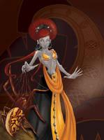 Lady Gretel by LirBalam