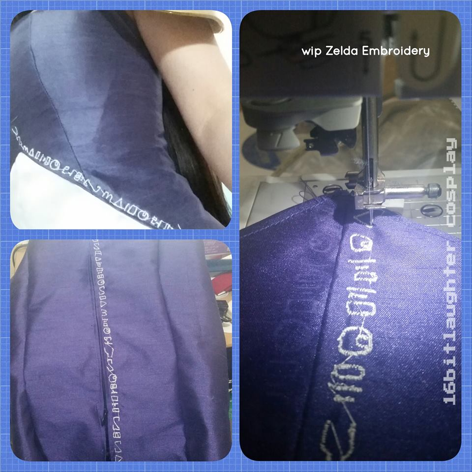how to embroider with a sewing machine