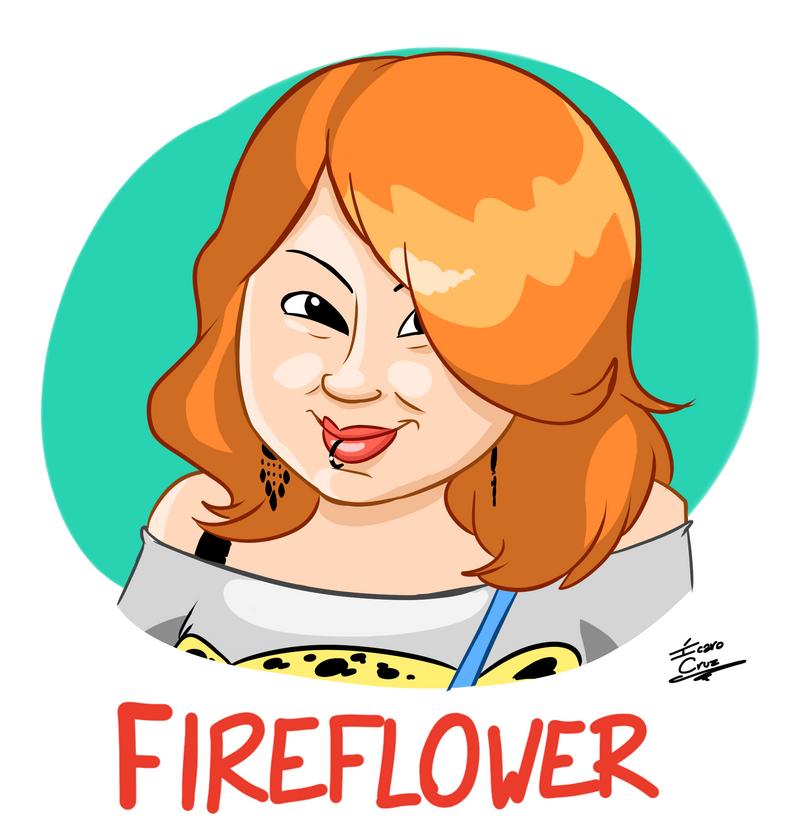 Fireflower by art-ikaro