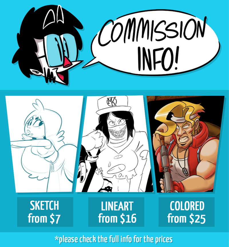 Commission info by art-ikaro