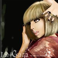 Gaga by sinoaXu