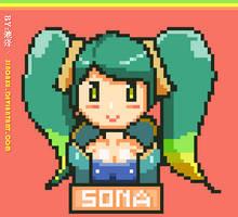 pixel Sona