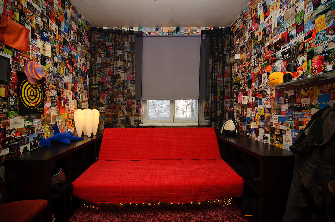 Psychedelic Room. Evolution. By Chuv1 On DeviantArt