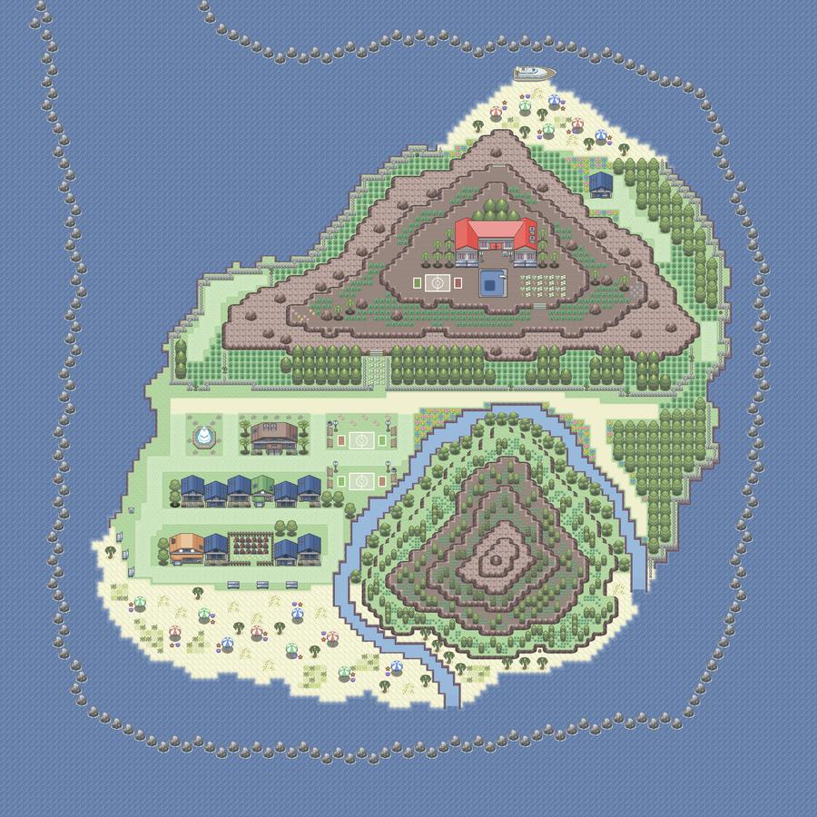 Mysidia's MegaMaps series for Orange Islands Valence_Islands_by_HallofFamer